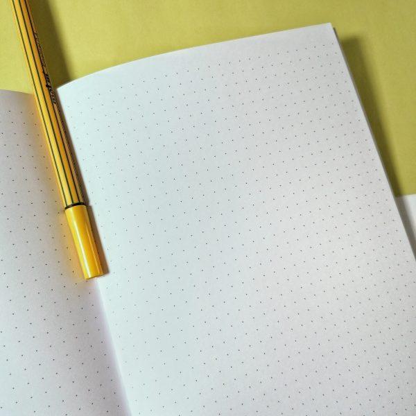 interior bullet journal